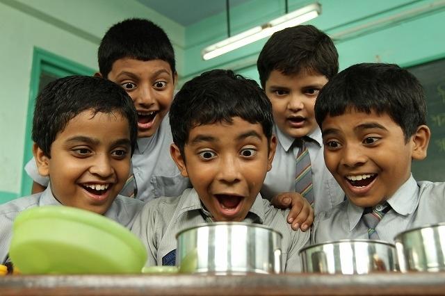 インド映画「スタンリーのお弁当箱」を上映