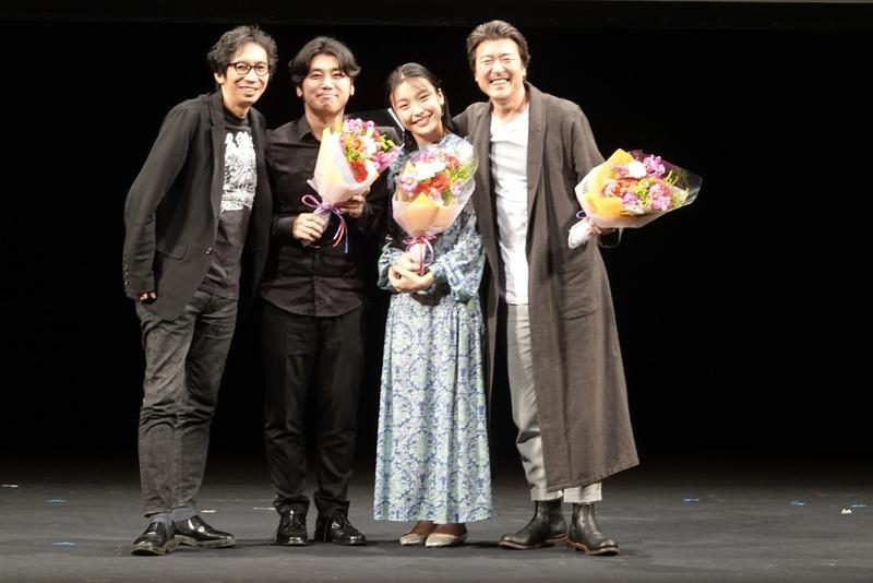 熊本出身の新星・芋生悠「ソワレ」で凱旋 「くまもと復興映画祭」がクロージング