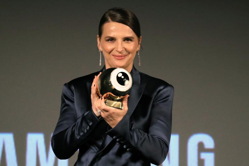 ジュリエット・ビノシュ、チューリッヒ映画祭でアワード獲得 フランス映画のアイコンに