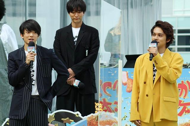 """北村匠海と親友・伊藤健太郎、""""胸熱""""共演シーンで素に戻る!? 「嬉しくなっちゃっている」"""