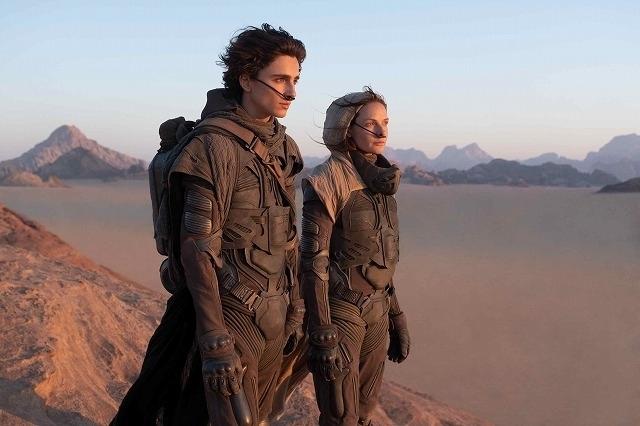 「デューン 砂の惑星」は2021年10月1日に延期