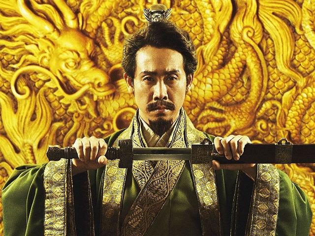 「新解釈・三國志」主題歌は福山雅治! 大泉洋「おバカ過ぎる世界に引きずり込んで欲しくなかった」