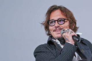 「やりたいことを追求してきた」ジョニー・デップ、チューリッヒ映画祭でプロデュースお披露目