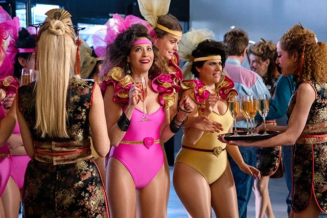 Netflix、女子プロレスがテーマの人気ドラマを制作中止 新型コロナの影響で