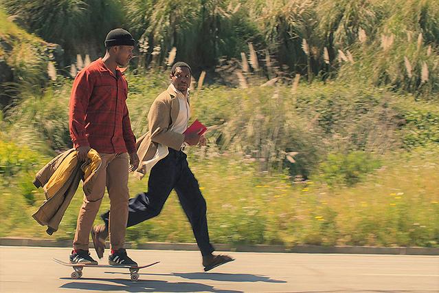 自立と男の友情を題材にした青春映画