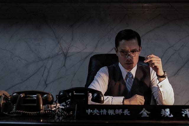 イ・ビョンホン主演! 韓国年間興収1位の実録サスペンス「KCIA 南山の部長たち」21年1月公開