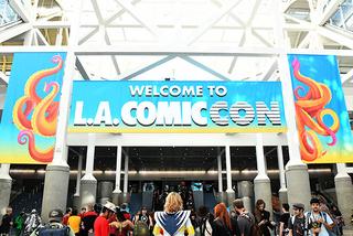 ロサンゼルス・コミコンが中止に ゲストスターは来年参加決定