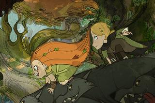 【「ウルフウォーカー」評論】豊穣なアニメーションで人と自然の共生の理想を謳い上げる