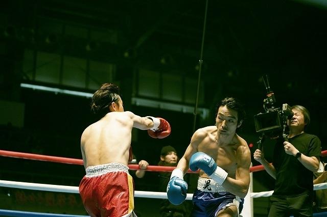 迫力のボクシングシーンに期待