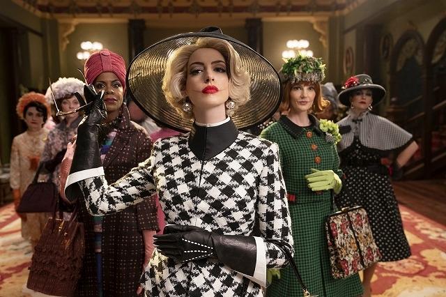 アン・ハサウェイが美しく恐ろしい大魔女に 「魔女がいっぱい」12月4日公開