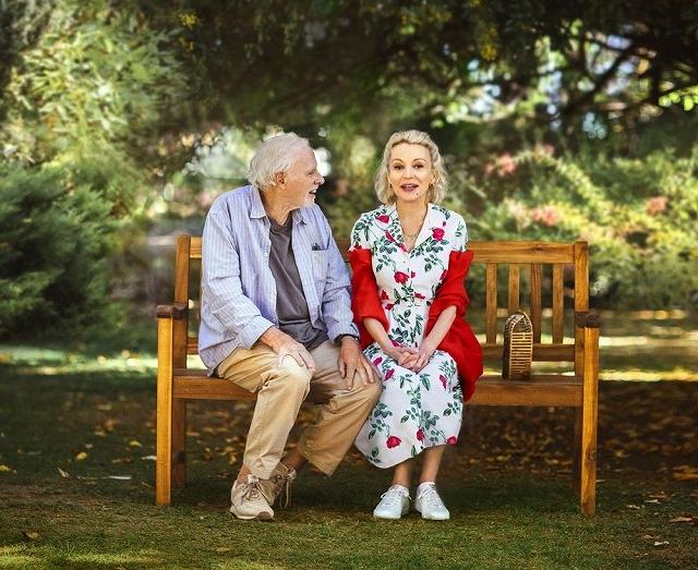 アルツハイマーのフリをして昔の恋人に会いに行く 「43年後のアイ・ラヴ・ユー」予告