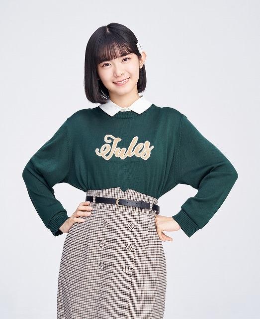 松浦亜弥役はハロプロの新星・山崎夢羽! 松坂桃李がハロオタを演じる「あの頃。」に参戦