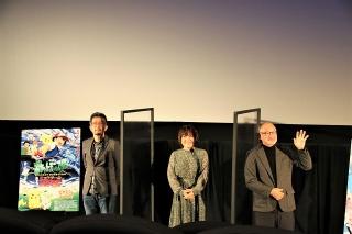 """松本梨香、生涯「ゲットだぜ」宣言 TIFF「ミュウツーの逆襲」上映で""""ポケモン愛""""爆発"""