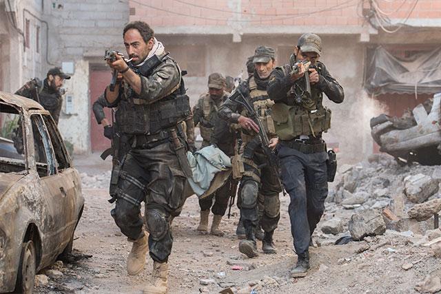 ISISと戦ったイラク特殊部隊の実話映画「モスル」Netflixで配信 ルッソ ...