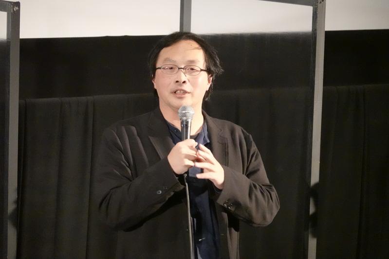 深田晃司監督の原点「東京人間喜劇」上映「やりたかったことをやり切った」