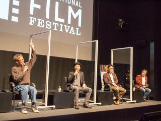 アニメ監督4人が語るロケハンの効用 写実と絵の魅力のバランスが大事