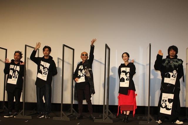 松田龍平、山田孝之の演出手法は「ニヤニヤしてるだけ」 監督3人体制で成立した「ゾッキ」の舞台裏