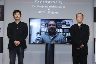 吉田喜重監督、リティ・パン監督が語る戦争の記憶 映画作りに向き合う原点とは