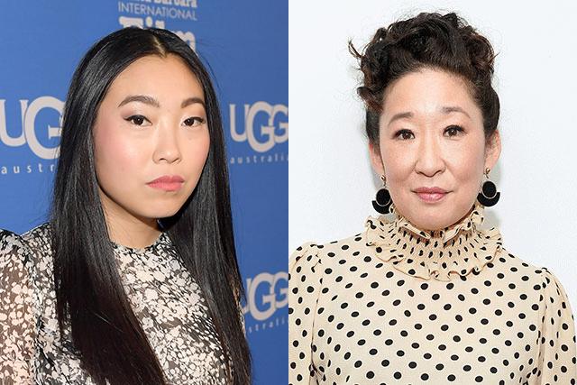 サンドラ・オーとオークワフィナが姉妹役 Netflixのコメディ映画に主演