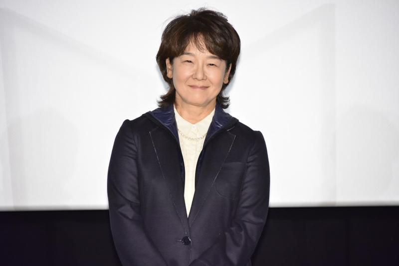 田中裕子、6年半ぶりの映画舞台挨拶「1日でも早く気兼ねなく映画館で映画が見られる日が来るように」