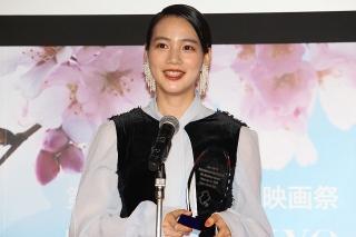 第33回東京国際映画祭観客賞は「私をくいとめて」 のん「この賞を大切に受け止めたい」