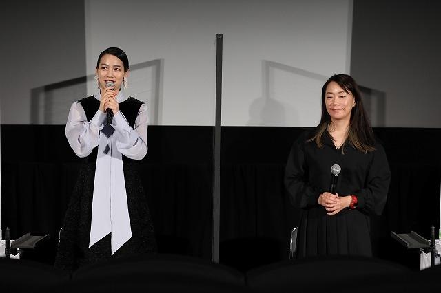 のん、「ここしかないんだ」と語る女優業への決意 大九明子監督は「不要不急ではない」映画製作への思いを吐露