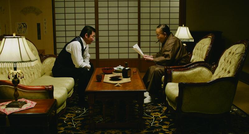 小林薫と浅野忠信が吉田茂と白洲次郎に扮し激論! 新憲法制定にまつわる熱い日々を描く「日本独立」予告編