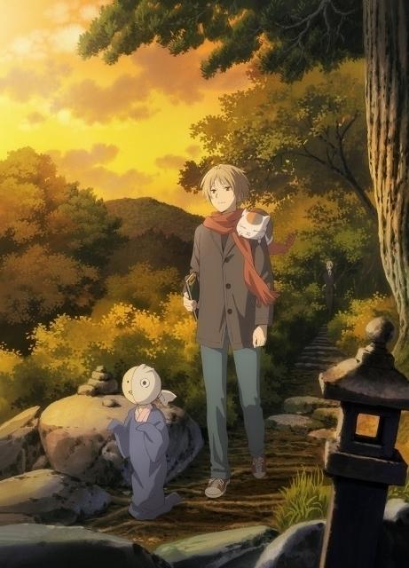 「夏目友人帳 石起こしと怪しき来訪者」21年1月16日公開