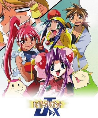「セイバーマリオネット」シリーズTV&OVA全60話収録のBDボックス発売