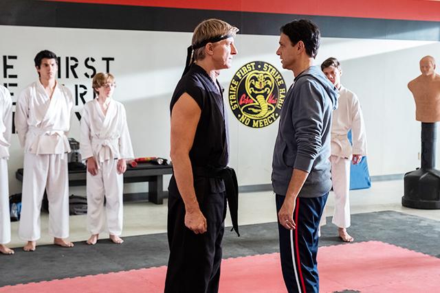 「ベスト・キッド」続編ドラマ「コブラ会」がシーズン4に継続