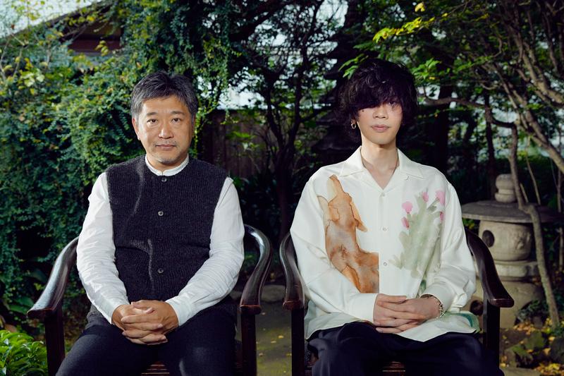 【特別対談】米津玄師と是枝裕和監督は何を語ったか…「曲を肯定してもらえた」「僕自身も前に身を乗り出せた」