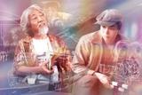 山田洋次監督と沢田研二、菅田将暉らが紡ぐ奇跡の物語「キネマの神様」4月16日公開、特報映像お披露目