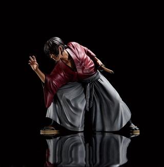 【まさかの】実写「るろ剣」緋村剣心のフィギュアが発売! 抜刀術の構えを忠実再現