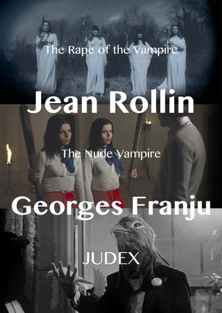 仏ホラー映画作家ジャン・ローラン特集開催 第1回は「フランジュ×ローラン」