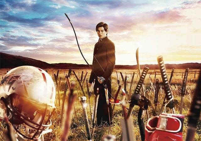 新田真剣佑「ブレイブ」主題歌は「UVERworld」の書き下ろし楽曲「HOURGLASS」