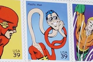 DC原作ヒーロー「プラスチックマン」、主人公を女性に変更して映画化