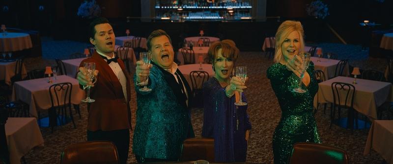 """「ザ・プロム」ダンスシーンが最も多いのはメリル・ストリープ """"最年長の大ベテラン""""が挑んだ理由"""