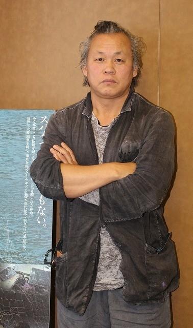 韓国の鬼才キム・ギドク監督、新型コロナ感染で死去