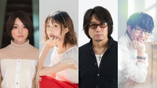 Project ANIMA第1弾、サテライトが手がける「サクガン」に東地宏樹、花澤香菜が出演