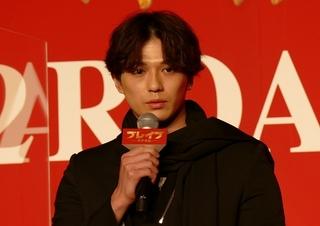 新田真剣佑、故三浦春馬さんとの共演は「宝」 俳優を志すきっかけの存在