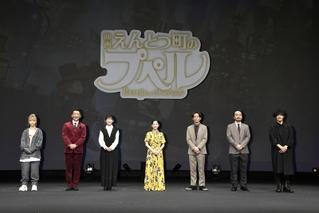 芦田愛菜、「えんとつ町のプペル」にウルウル 原作者の西野亮廣が絶賛