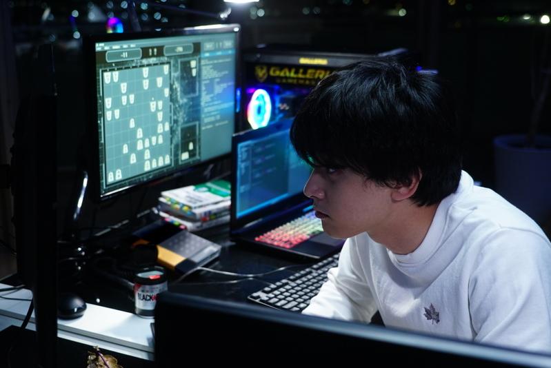 棋士VSコンピュータ 「AWAKE」青春をかけた対決目前収めた本編映像