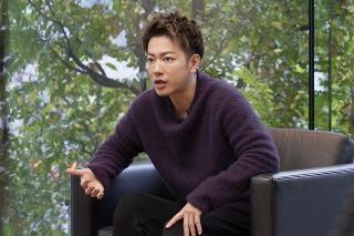 佐藤健「かっこよくなかったら役者辞めます」 実写「るろうに剣心」は決意の覚悟で主演