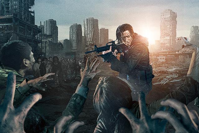 【「新感染半島 ファイナル・ステージ」評論】鉄道パニックから、国家崩壊の黙示録映画へ。そして恐怖は激情に変わる。