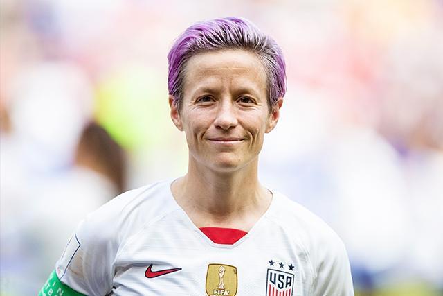 米女子サッカー選手ミーガン・ラピノーの回顧録、ソニーがドラマ化