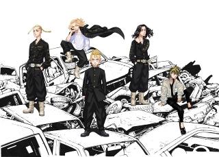 「東京リベンジャーズ」4月放送開始 新祐樹、林勇、和氣あず未らメインキャストや第1弾PV発表