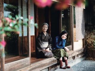 富司純子&シム・ウンギョン&鈴木京香が3世代で談笑 「椿の庭」予告完成&4月9日公開