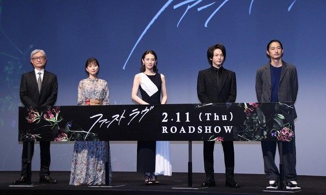 """北川景子、役作りでショートヘア「ずっと切りたかった」 中村倫也は""""カリスマ""""窪塚洋介に緊張"""