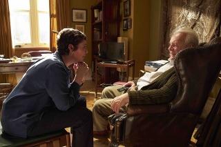 アンソニー・ホプキンス「自分の父をそのまま演じた」 老いの喪失と親子愛を描く「ファーザー」5月公開