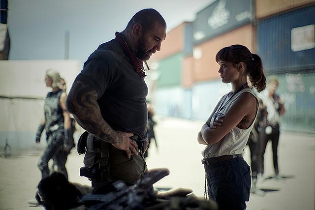 Netflix映画「アーミー・オブ・ザ・デッド」2021年独占配信予定